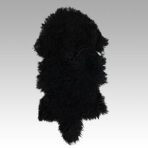 Tibetan Sheepskin - Jet Black