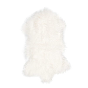 Tibetan Sheepskin - Winter White