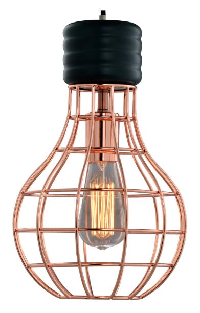 Back to Basics - Copper Bulb