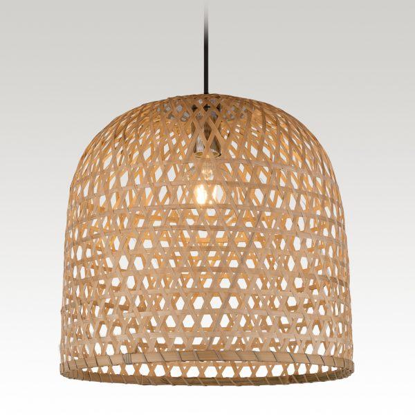 Basket Pendant (natural)