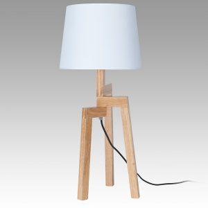 Jake Table Lamp (white)