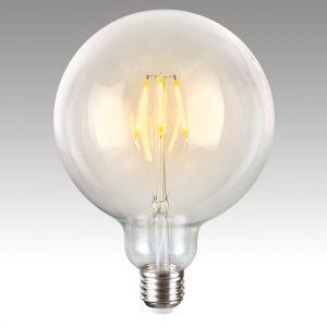 LED Bulb - Edison 125 (Round)