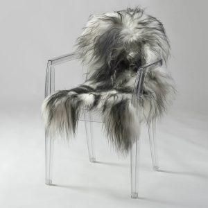 Icelandic Sheepskin #401 - Wolf Grey