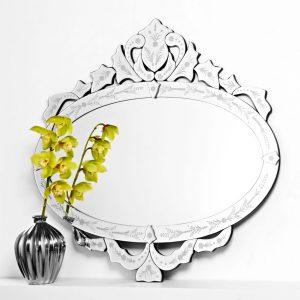 Elizabeth Venetian Wall Mirror