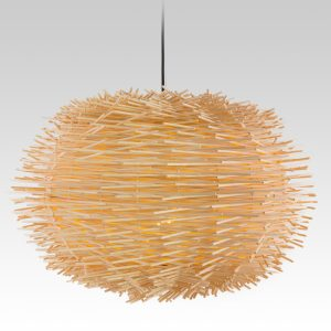 Roost Pendant 600 (natural)
