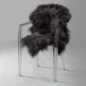 Tibetan Sheepskin - Smokey Grey