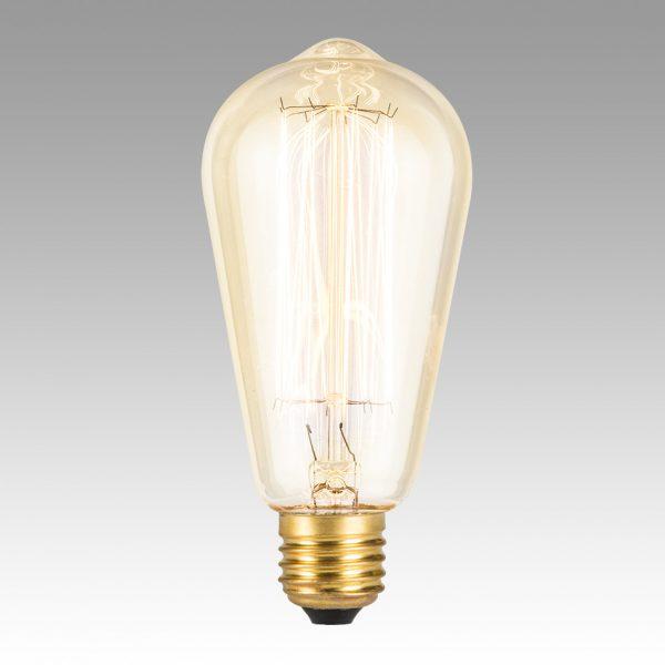 Vintage Filament Bulb - Edison (Tall)